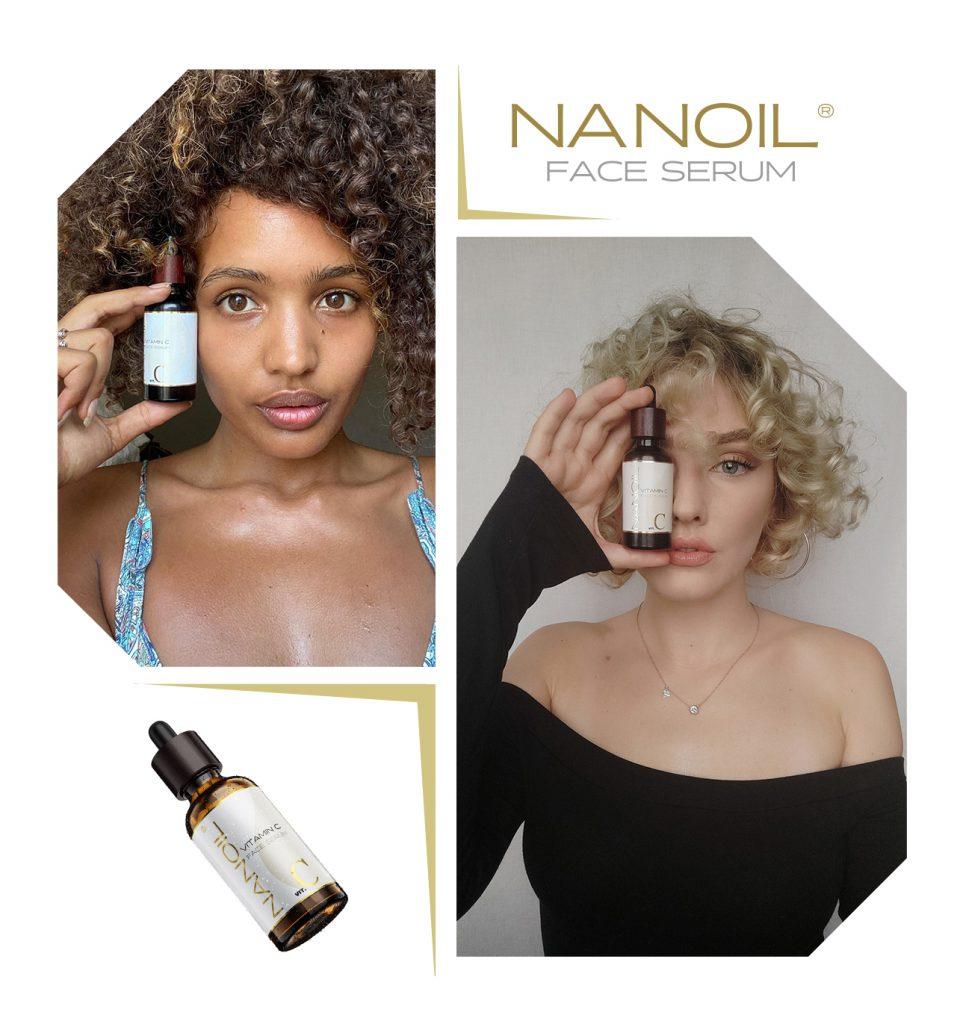 arvostettu c-vitamiini kasvoseerumi Nanoil