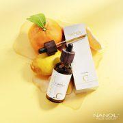 suositeltu c-vitamiini kasvoseerumi Nanoil